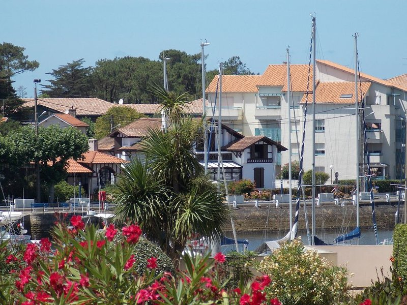 Port, plages, loisirs et shopping à Capbreton et Hossegor, vacation rental in Capbreton