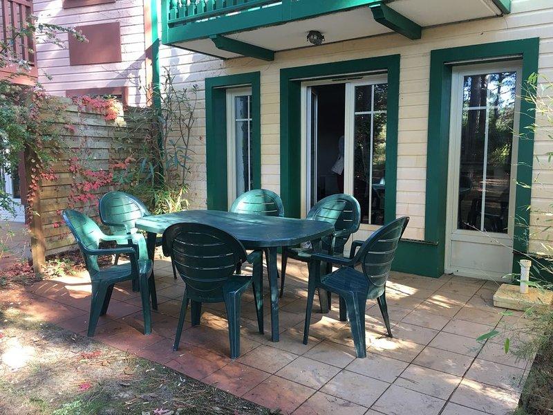 Au cœur de Pierre & Vacances, une maison entièrement équipée pour 6 personnes, vacation rental in Lacanau