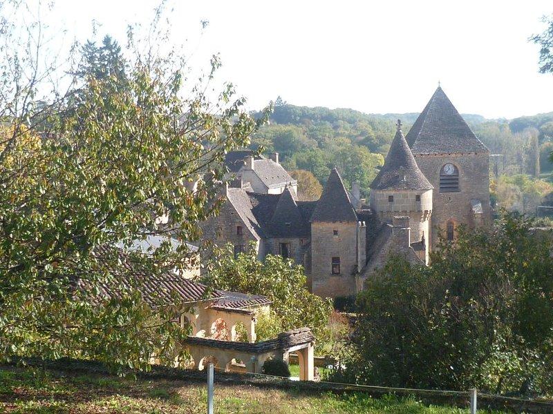 Au Coeur du Périgord Noir Aux Portes de Sarlat, holiday rental in Saint-Genies