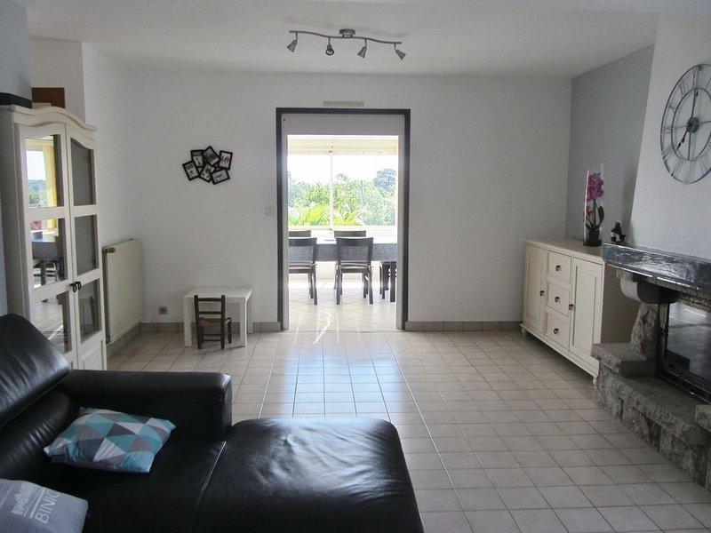 BINIC , BRETAGNE,FRANCE maison proche mer pour 5-6personnes, casa vacanza a Pordic