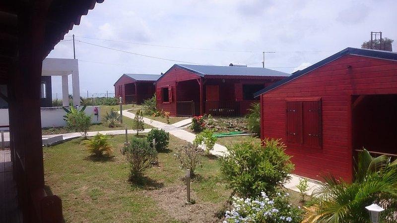 les gites de Bétin , séjourner dans le calme et la tranquillité à la campagne, vacation rental in Port-Louis