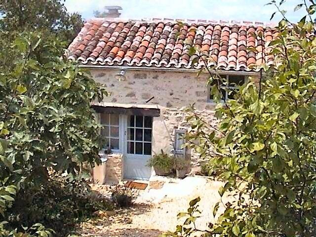 Gîte de charme en pierre au calme avec picine, holiday rental in Albas