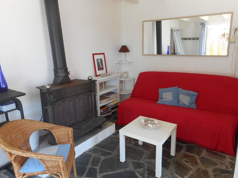 Ti Bihan à Pors Jaffrennou, vacation rental in Carhaix-Plouguer