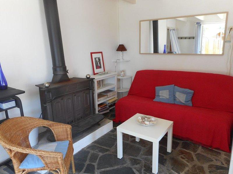 Ti Bihan à Pors Jaffrennou, holiday rental in Carnoet