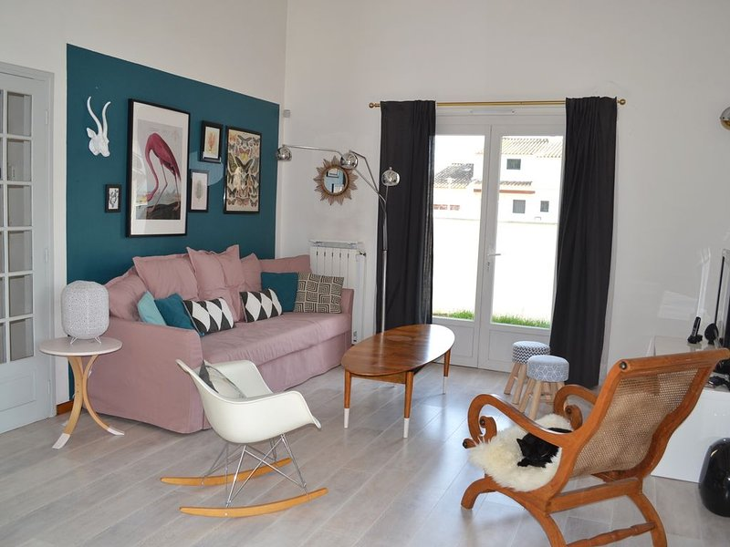 Villa 4 chambres, 2 sdb, holiday rental in Lattes