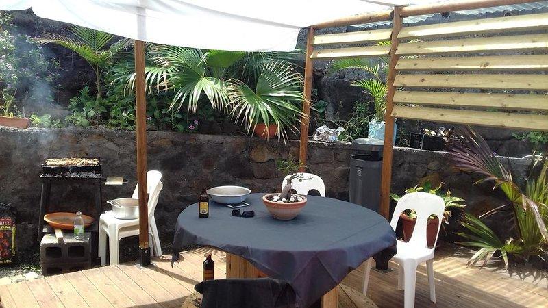 Tres jolie villa prés de la mer à Terre Sainte, Saint Pierre de la Reunion, casa vacanza a Saint-Pierre