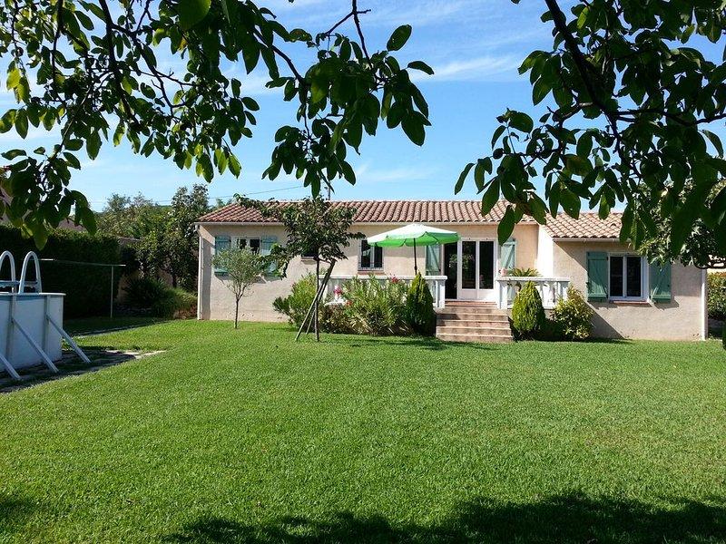 4 chambres dans Maison et Studio, holiday rental in Pignans