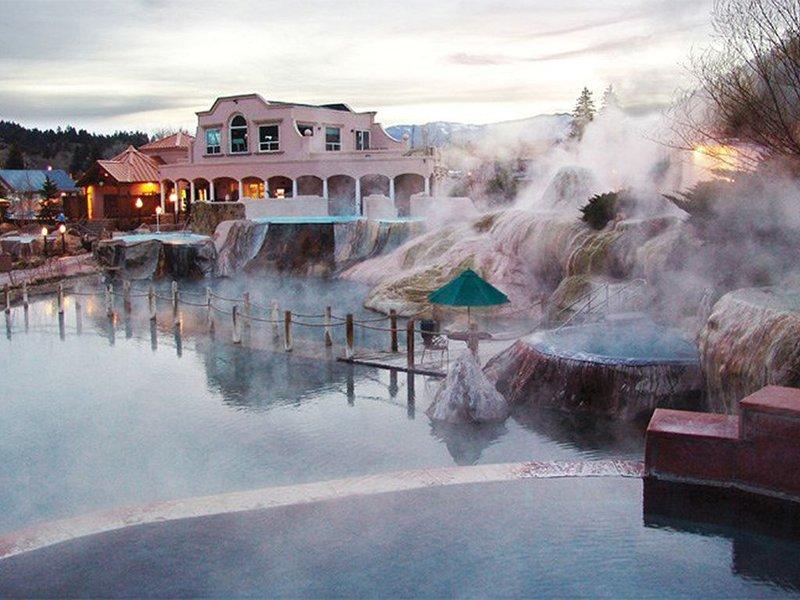 Pagosa Hot Springs Resort