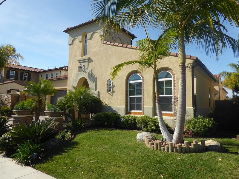 Fabulous Six Year Old Single Level Home with View, vacation rental in Lake San Marcos