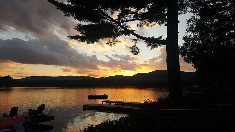White Mountain Lakefront Retreat, vacation rental in Bethlehem