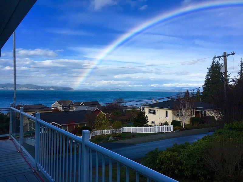 Follow the Rainbow on Camano Island, alquiler de vacaciones en Mount Vernon