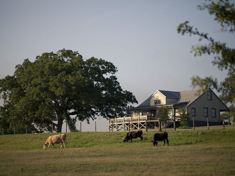 StarHill Farms Ranch House, holiday rental in New Ulm