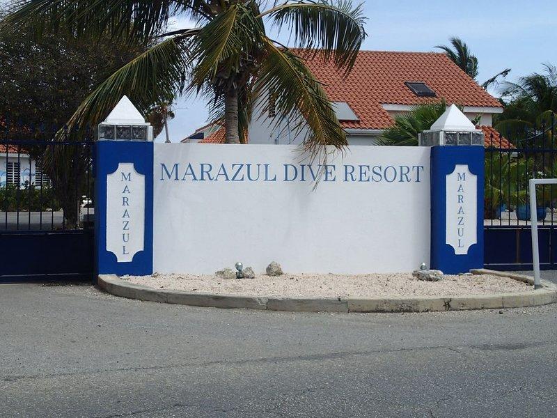 Property entrance.