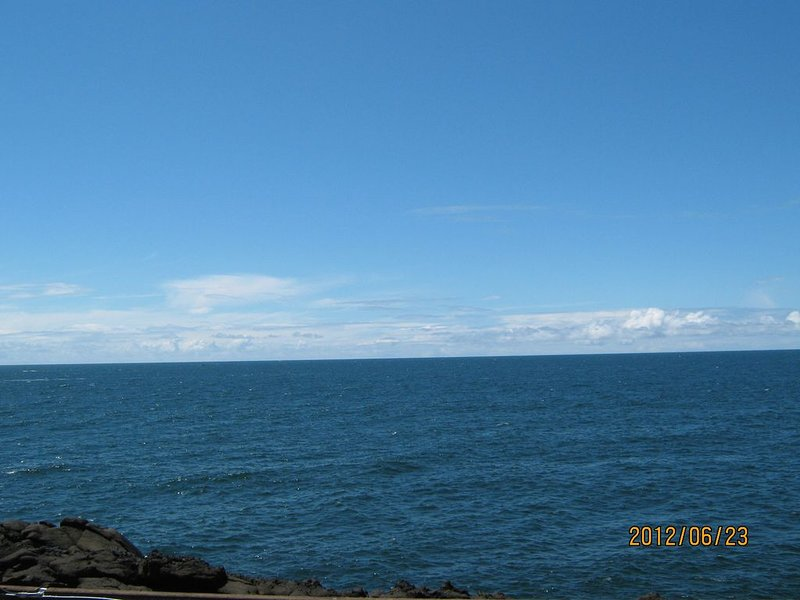 Whales are closer than the boats can view them - 2 bedroom/2 baths sleeps 6, vacation rental in Depoe Bay