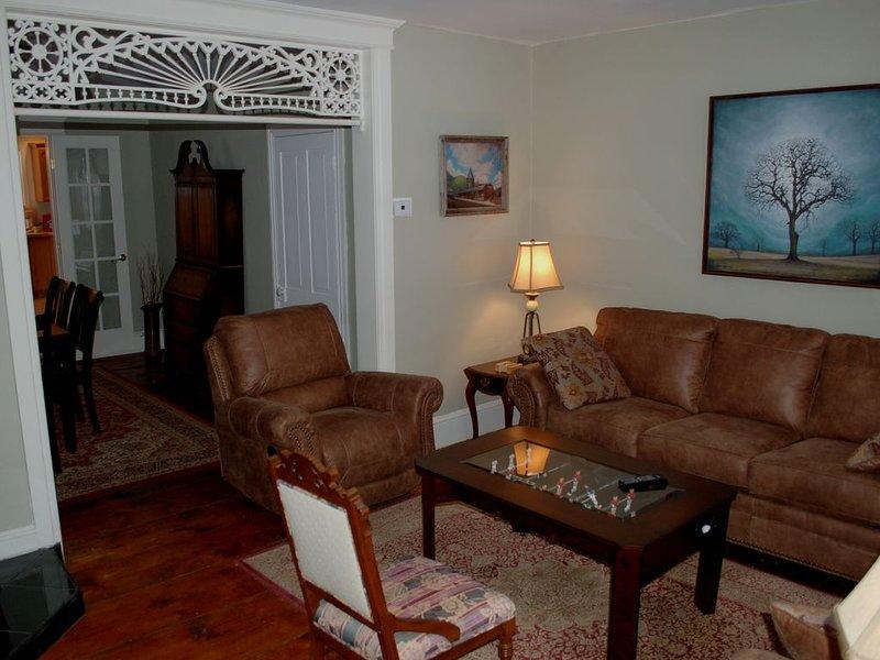 Perfect Weekend Getaway in Jim Thorpe, holiday rental in Palmerton