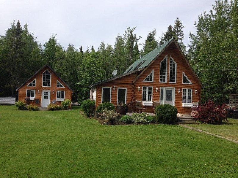 Fox Harbour Wilderness lodge