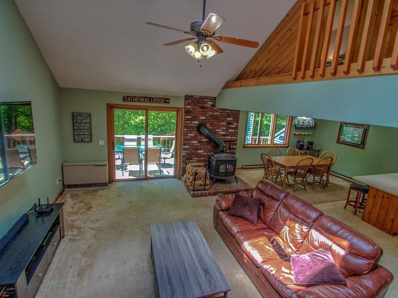 Spacious All Season Retreat In The White Mountains, holiday rental in North Conway