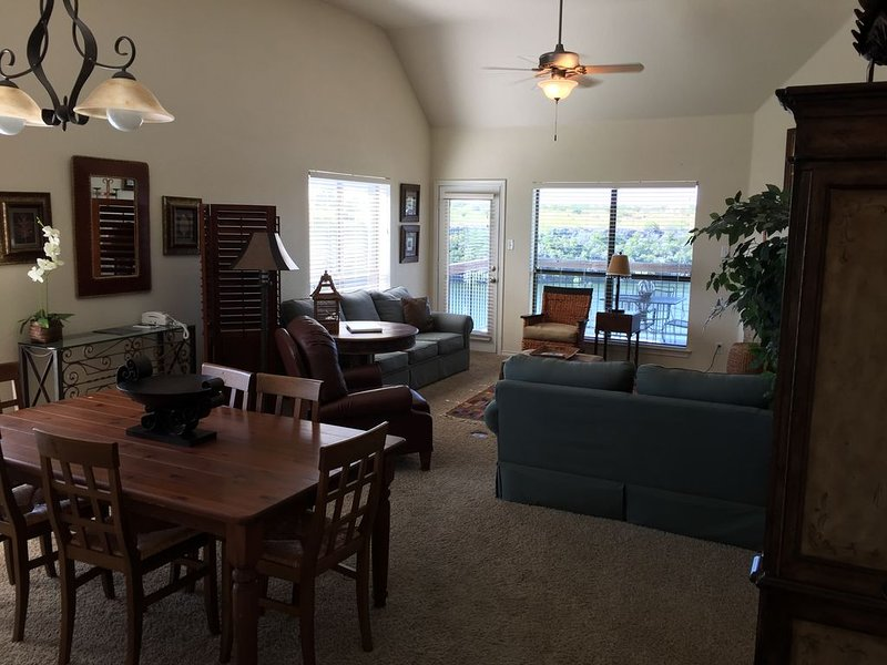 Possum Kingdom Lake, Grayford TX - The Cliffs Resort Condominiums, location de vacances à Graford