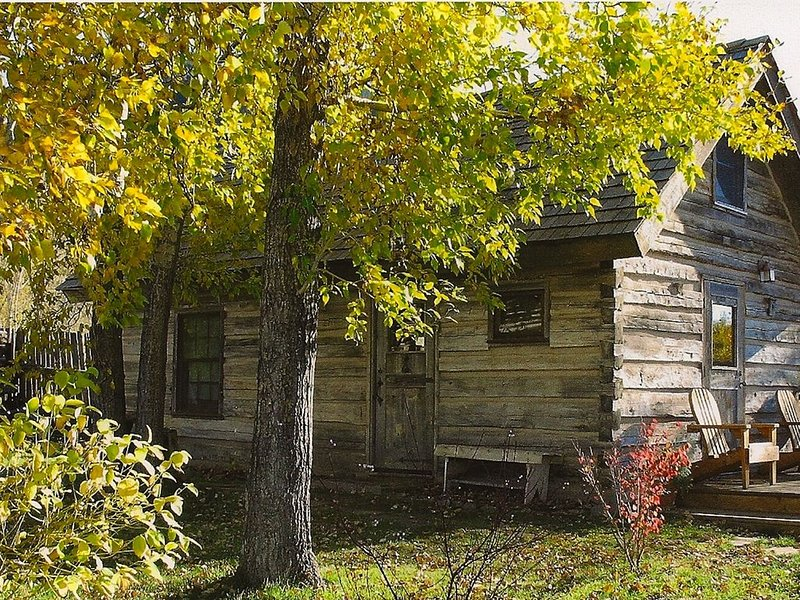 La cabine de Homestead