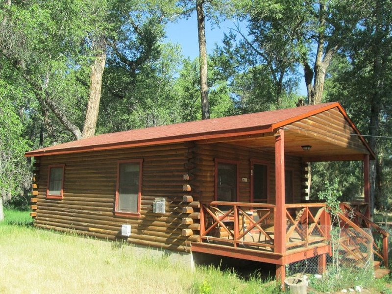 Cabin #4 – Buena Vista, C, holiday rental in Johnson Village