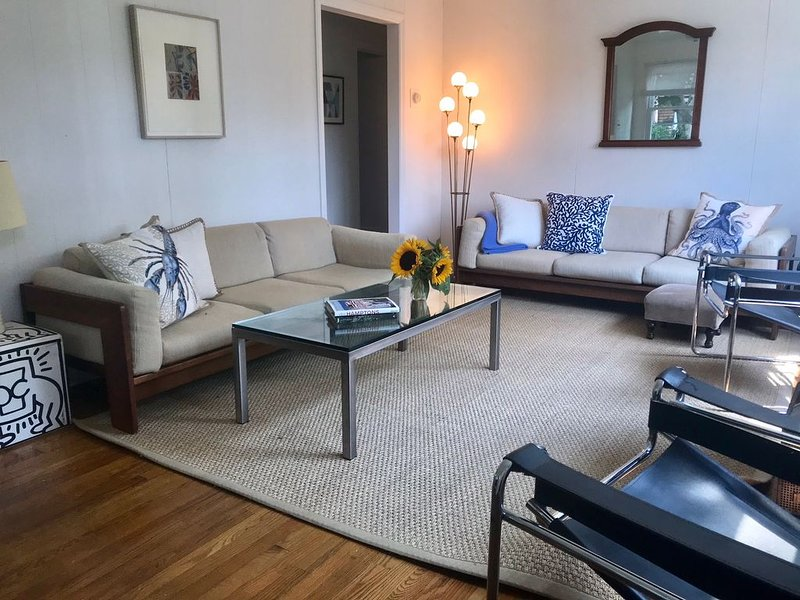 Relax and enjoy! Charming Cottage in Sag Harbor Village. NEW LISTING for August!, vacation rental in Sag Harbor