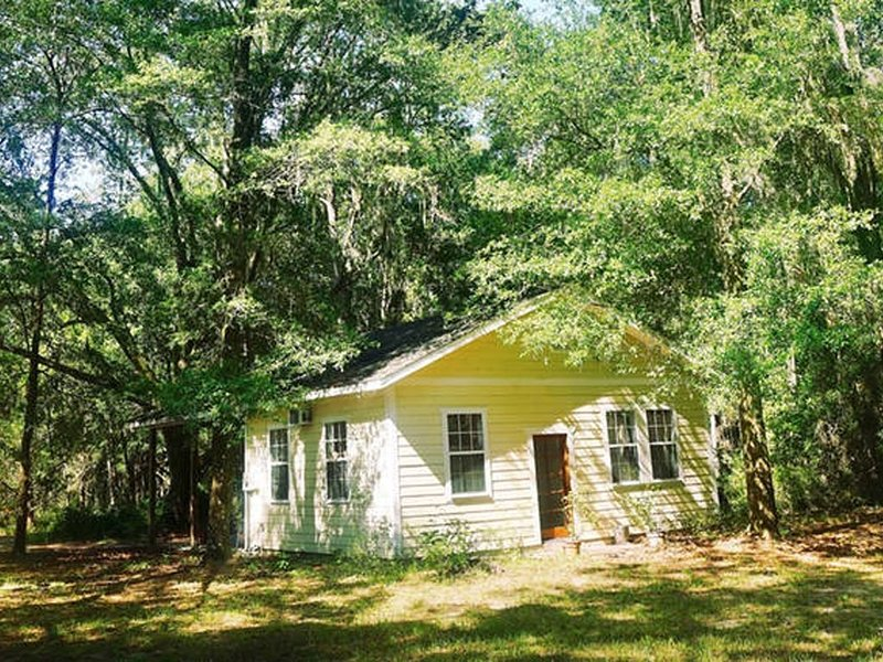 Peaceful Cottage in Alachua Florida, holiday rental in High Springs