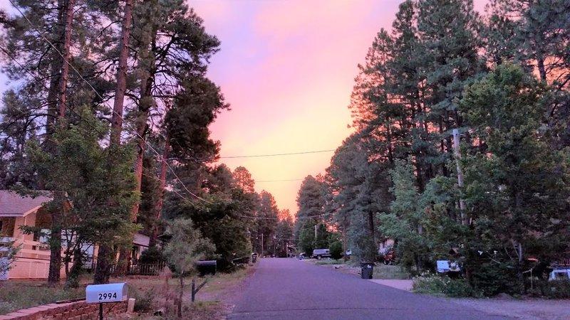Street Sunrise