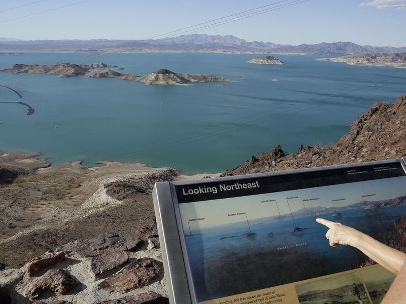 Lake Mead, Grand Canyon Skywalk, Las Vegas, boat, fish, off roading, site seeing, location de vacances à Meadview