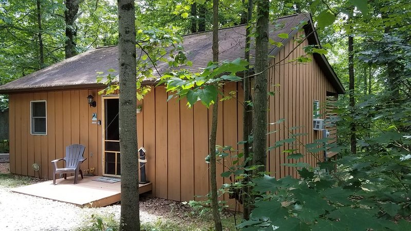 Nest Cabin- Hosted by Cozy Cabin Adventures, casa vacanza a Sugar Grove