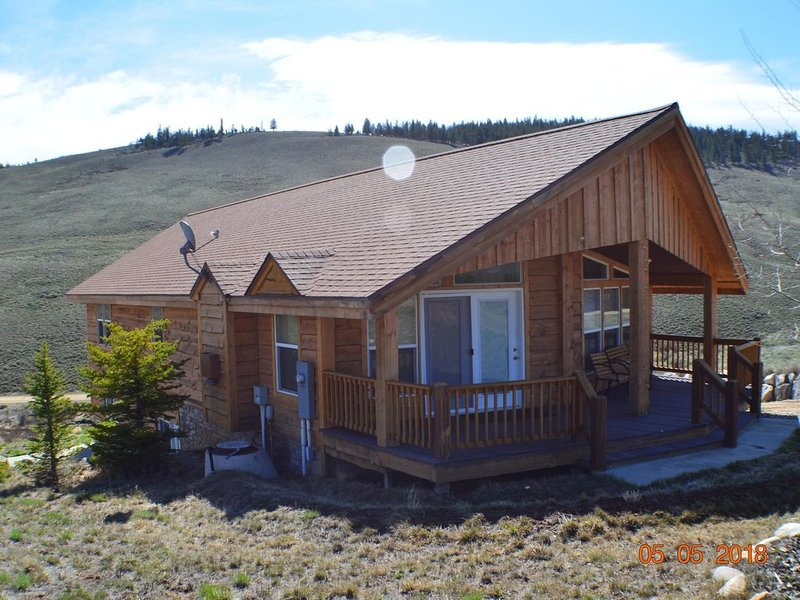 'Our Mountain House' at Granby Ranch/Winter Park/Grand Lake, alquiler de vacaciones en Granby
