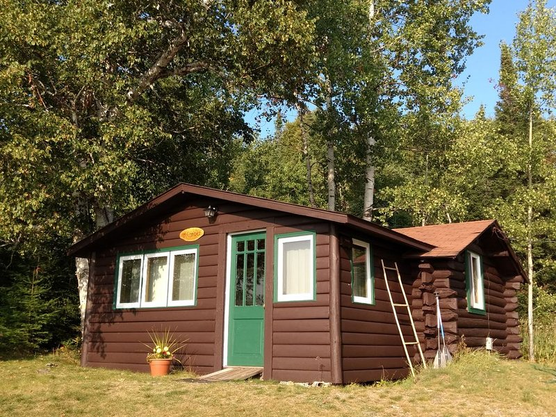 Loon Cabin at Wilderness Wind, Ely, MN, casa vacanza a Ely