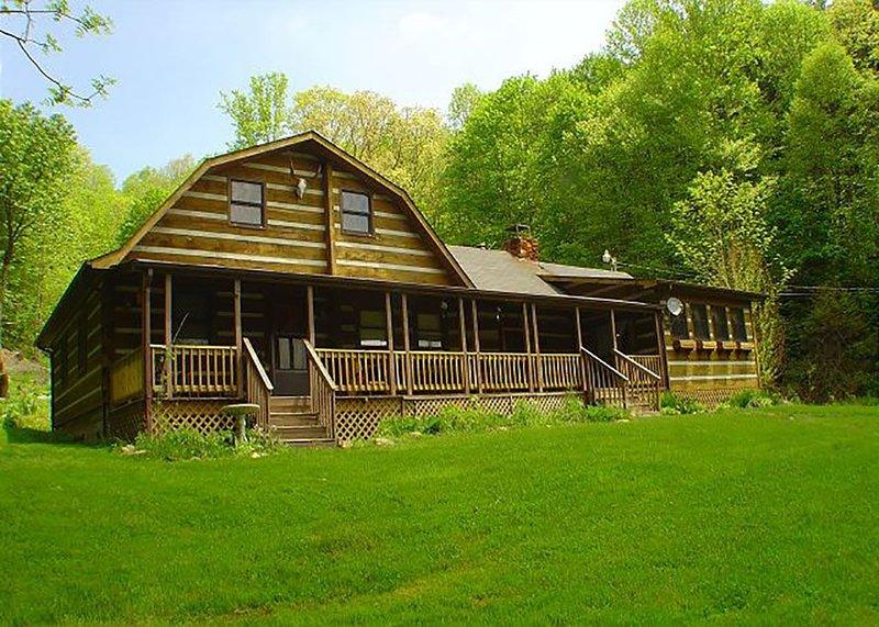 Authentique Log Cabin