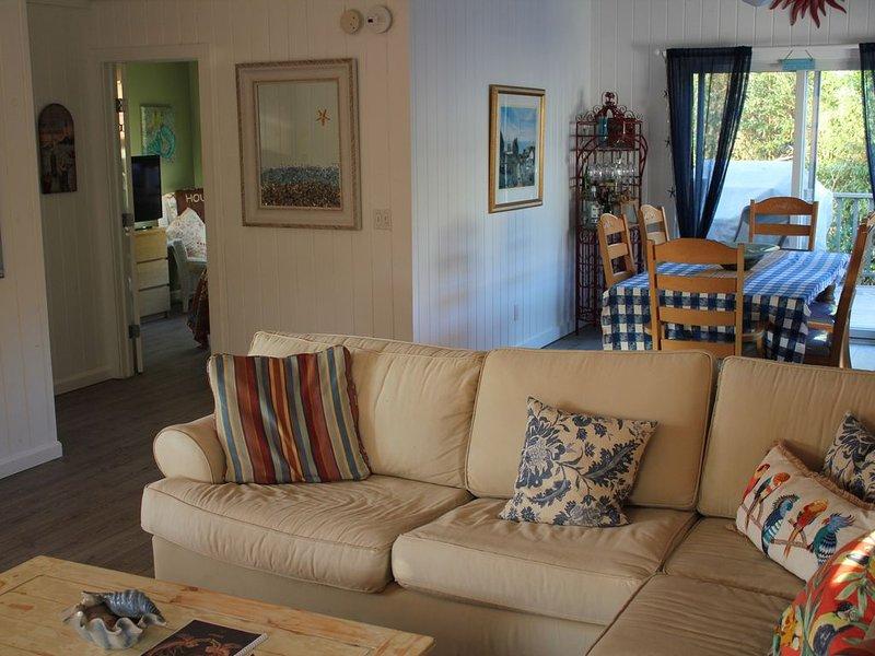 KISMET BEACH HOUSE 4 BEDROOMS, holiday rental in Fire Island