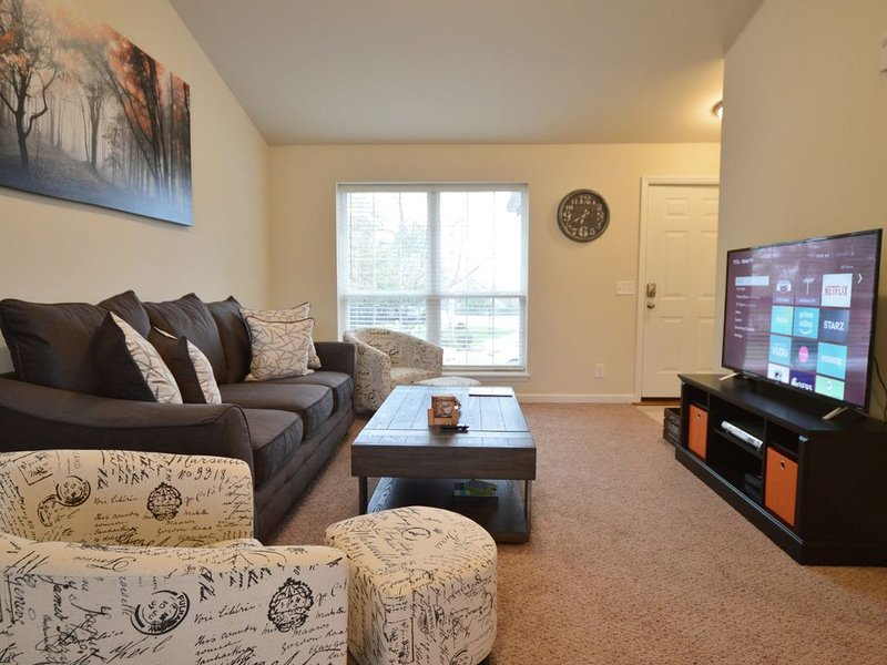 Lovely condo fully remodeled just minutes from West Port Plaza, holiday rental in Alton