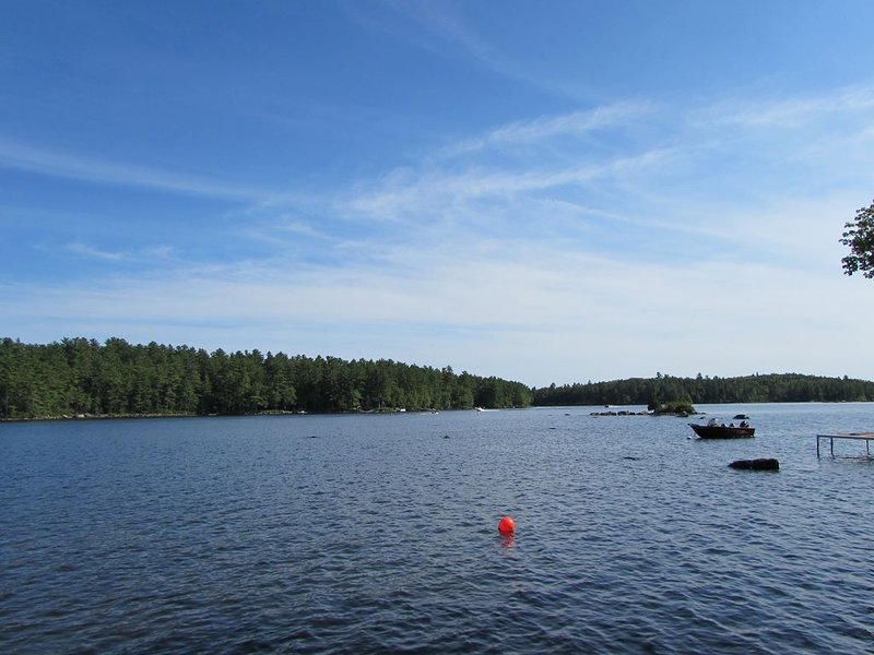 View from Wildewood boating area