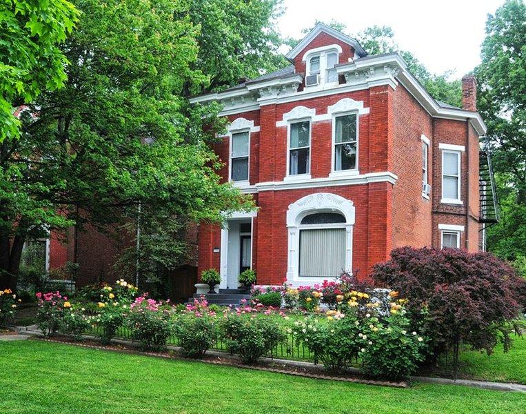 Historic Old Louisville, vacation rental in Pleasure Ridge Park