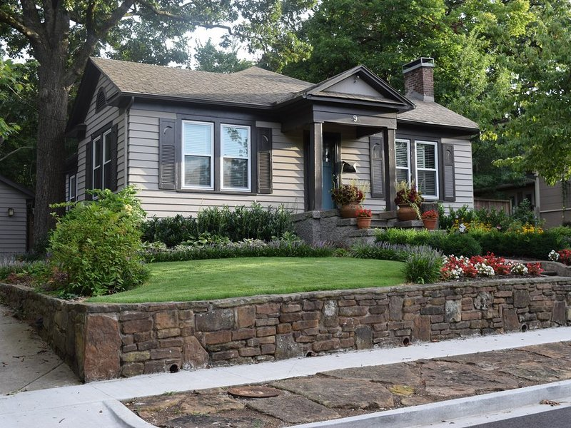 Wilson Park Historic District Bungalow, vakantiewoning in Fayetteville