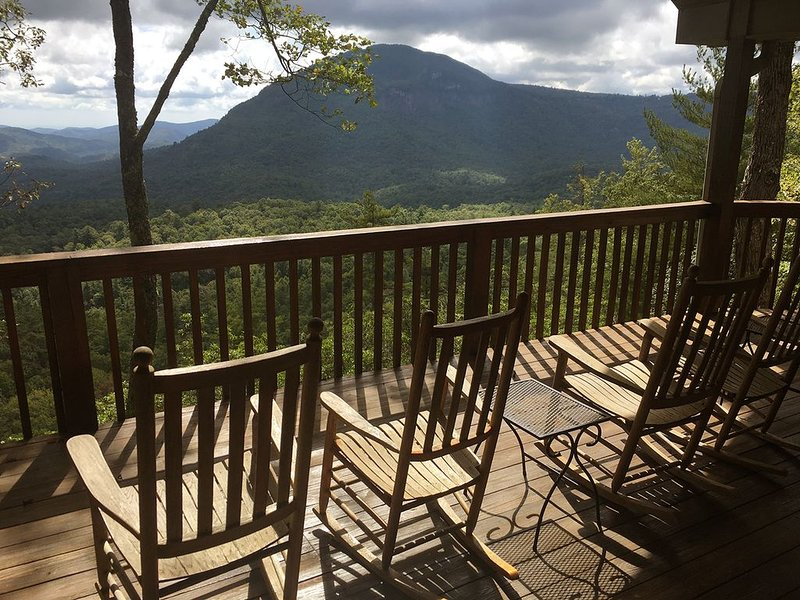 'Best View in Cashiers', casa vacanza a Cashiers