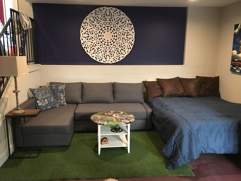 DAVIS ISLAND STUDIO- Fantastic Location!!!, vacation rental in Tampa