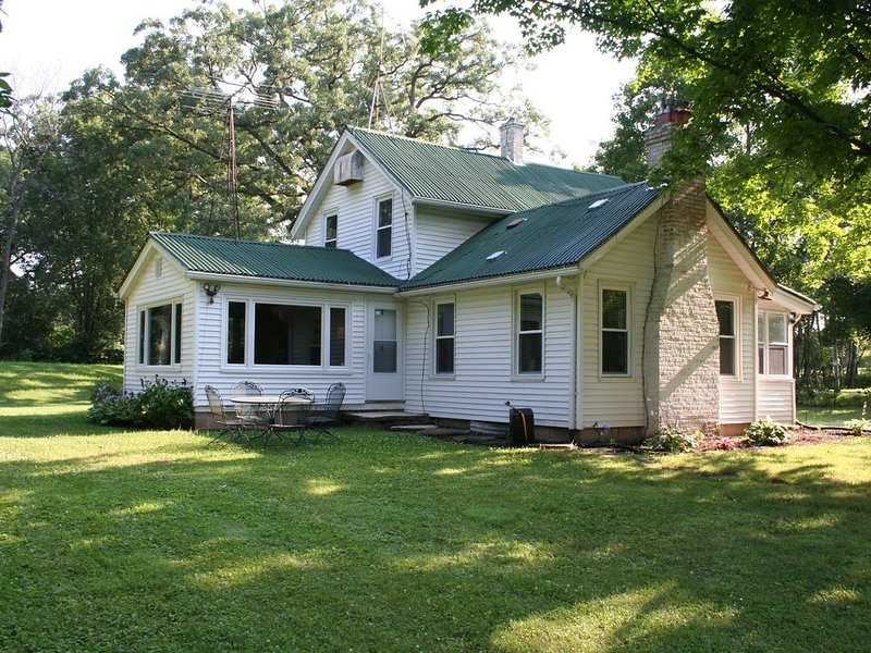 Charming farmhouse in the country, holiday rental in Antioch