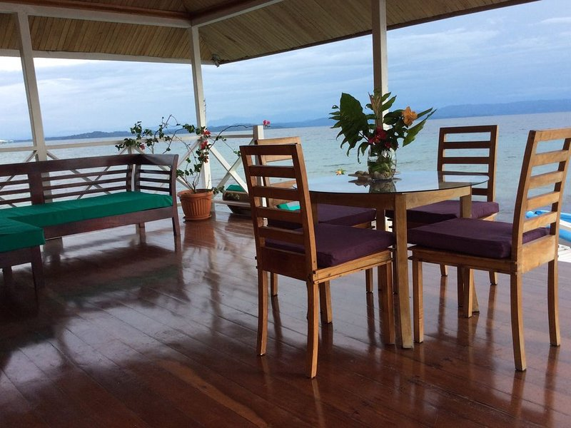 Bocas Villas - Private Acqua Villas, vakantiewoning in Bocas Town