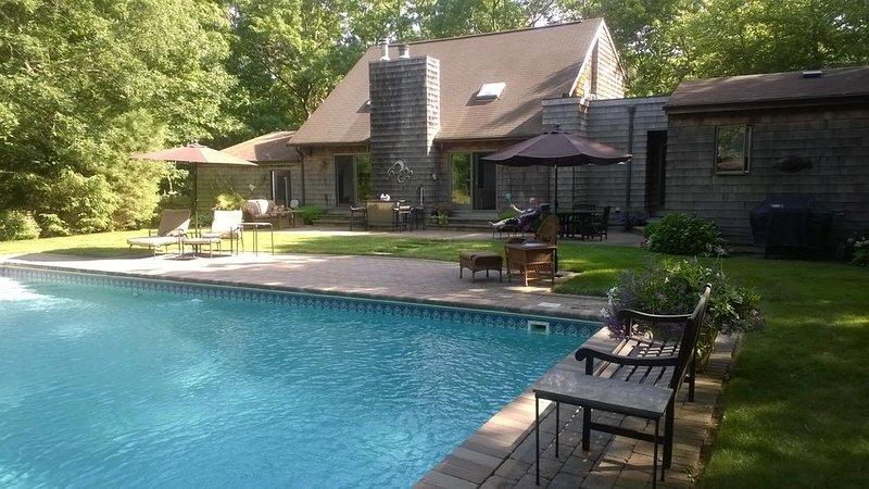 Private East Hapmton/Springs Getaway, holiday rental in Springs