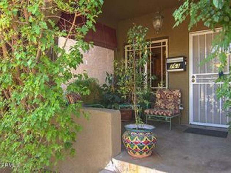 Luxury Historic Home Downtown Phoenix perfect for 2 people, vacation rental in Phoenix