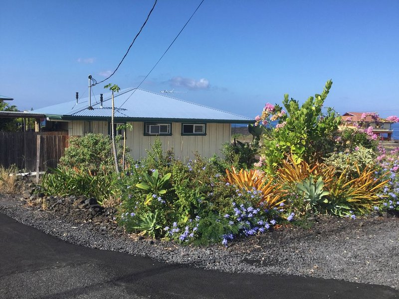 Hale Aloha Guesthouses with Pool, location de vacances à Captain Cook