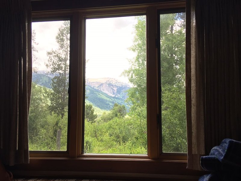 Secluded Jackson Hole Escape with direct views of the Teton Mountains, alquiler de vacaciones en Wilson