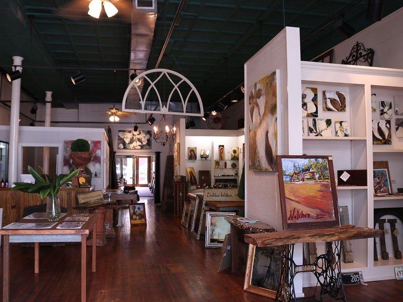 Achetez un cadeau de Natchez Architectural and Art Discoveries en bas