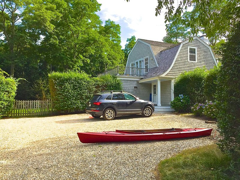 Charming Shelter Island Oasis, vacation rental in Shelter Island
