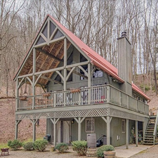 Revitalize at Woodland Retreat, alquiler de vacaciones en Waynesville