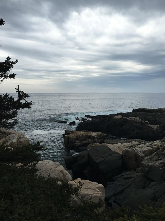 Schoodic section of Acadia National Park About 7 miles from cottage