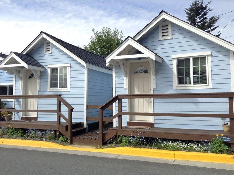 Cottages on Monastery 2 Sitka Alaska, location de vacances à Sitka